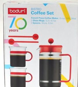 Bodum Bistro Coffe Set
