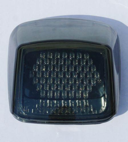 Custom Tail Light Lenses : V rod led tail light ebay