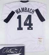 Abby Wambach Autograph