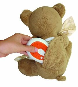 Prince Lionheart Back To Sleep Bear (Natural Audio Pacifier) Kitchener / Waterloo Kitchener Area image 3