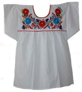 Mexican Blouse Ebay
