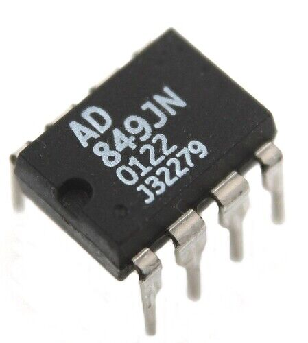 AD849JN National Semiconductor, Operational Amplifier,