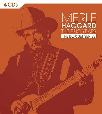 Merle Haggard   Box Set Series  New Cd