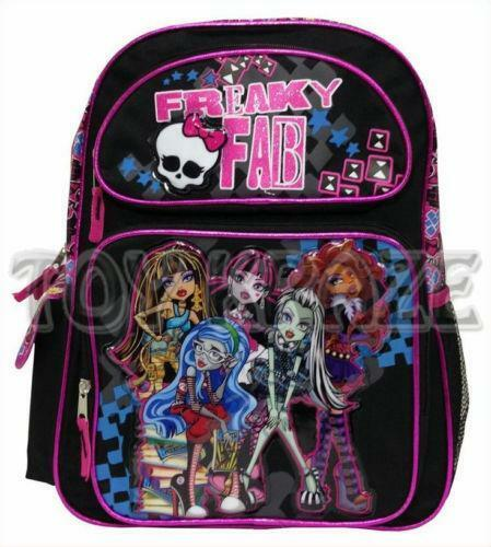 74a02be05b Monster High Backpack