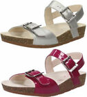 Clarks Sandals Silver Shoes for Girls