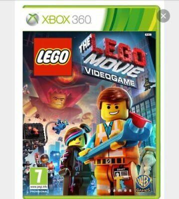 Xbox 360 - The LEGO Movie Videogame **New & Sealed** UK Stock