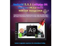 Android 5.1 Lollipop Auto Car Stereo Radio 7 inch