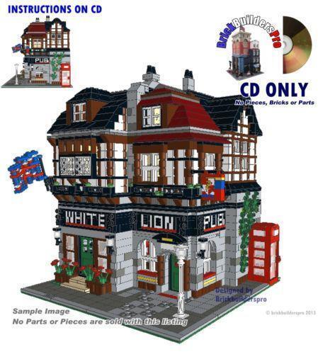 Lego Cafe Corner | eBay