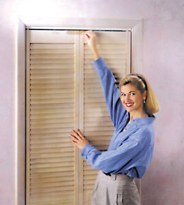 Mommyu0027s Helper Bi Fold U0026 Closet Door Slide Lok Child Safety Lock   70302