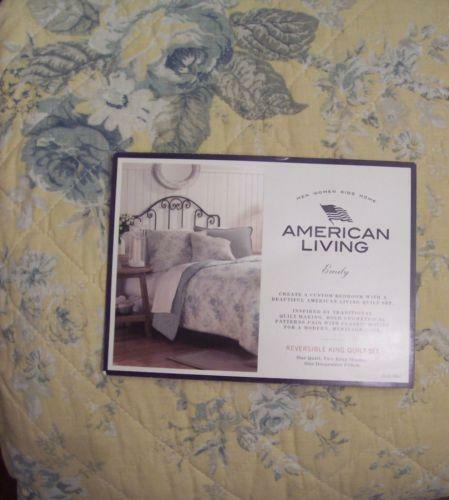 American Living Bedding | EBay