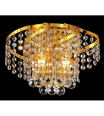 Palace Toro Crystal Wall Light Gold-precio Mayorista