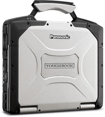 Panasonic Toughbook CF-30 Chicklet Backlit Touchscreen 750GB 4GB DVD Office WiFi