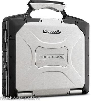 Panasonic Toughbook CF-30 4gb 750gb DVD Win 7 Pro Touch Screen WiFi Office 2007