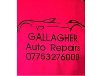 Mechanic, MOT prep, servicing and diagnostics