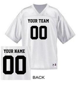 Custom Football Jersey 2298cdbd9