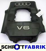 Motorabdeckung Audi