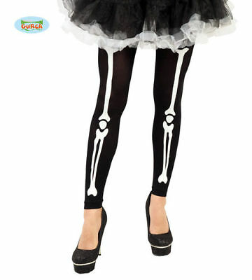 Skelett Leggings Knochen Leggin Halloween - Halloween Leggings