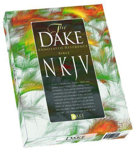 dake annotated reference bible large print pdf