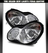 W203 Headlights