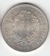 50 Francs Silver