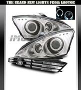 Ford Focus ZX3 Headlights