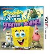 Spongebob 3DS Game