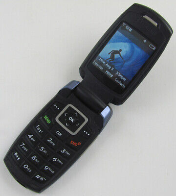 Samsung SCH-U340 Snap Verizon Prepaid Cell Phone Hearing Aid w/Wall Chrger