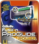 Gillette Fusion Proglide Power 8