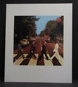 Beatles Lithograph