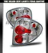 Chrysler Voyager Tail Light