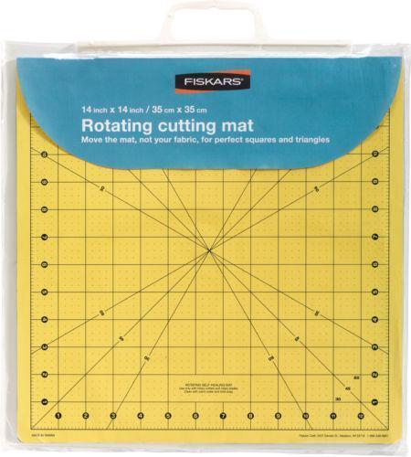Quilting Slider Mat: Rotating Cutting Mat: Crafts