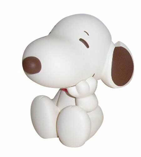 Glasses stand Snoopy sepia