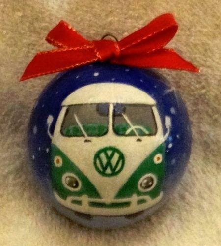 Vw Bus Ornament Ebay