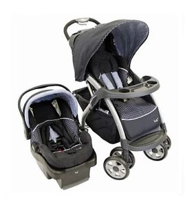 Travel system and playard set - Safety 1st