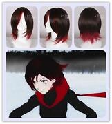 Red Synthetic Wig