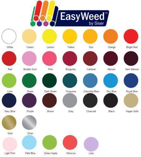 Easy Weed Vinyl Ebay