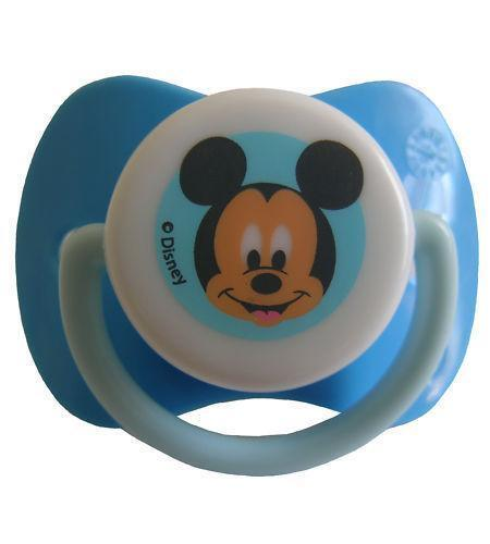 Mickey Mouse Pacifier Ebay