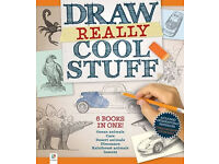 new draw cool book