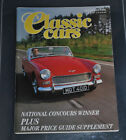 December Classic Cars Magazines
