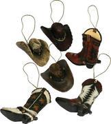 Cowboy Christmas Decorations