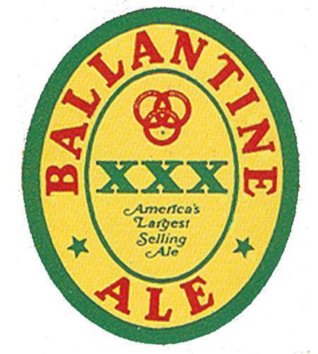 Ballantine Ale Beer Collectibles Ebay