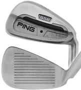 Ping S58 Irons