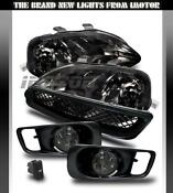 99 Civic OEM Headlights