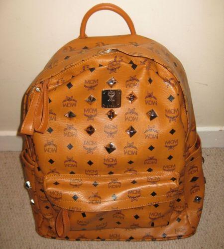 MCM Backpack: Bags | eBay