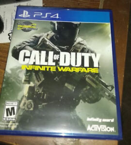 Call of Duty: Infinite Warfare Brand New for Sony PS4 -