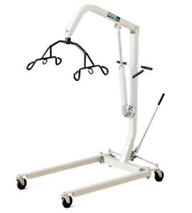 Sunrise Medical HOYER Hydraulic Patient Lift with 6 Point Cradle
