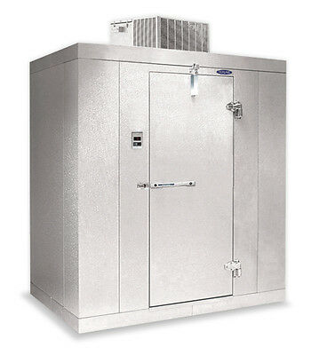 Nor-lake Klb84612-c Walk In Cooler 6x 12x 84 Indoor 35f Floorless
