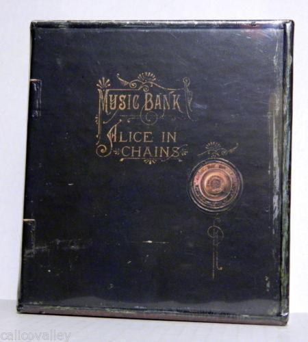 alice in chains music bank ebay. Black Bedroom Furniture Sets. Home Design Ideas