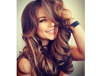 Free Blow Dry / Sets/ Cheap Haircuts & Hair Colour, Extensions, Balayage, Highlights- Islington