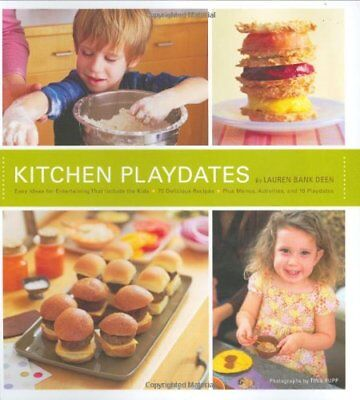 Kitchen Playdates: Easy Ideas for Entertaining Tha](Playdate Ideas)